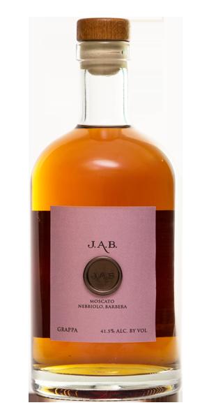 J.A.B. Moscato grappa