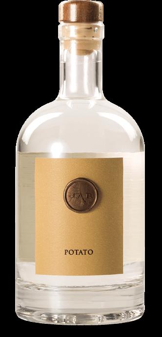 J.A.B. Potato vodka
